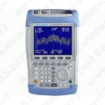 Rohde and Schwarz FSH18 - Spectrum Analyzer, Hand Held, 10 MHz to 18 GHz - Available Now: $12,500.00