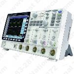 Instek GDS-3504 - 500MHz, 4-Channel, Visual Persistence Oscilloscope