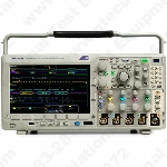 Tektronix MDO3104 - Mixed Domain Oscilloscope, 4CH 1 GHz, 1 GHz Spectrum Analyzer. - Available Now: $9,995.00