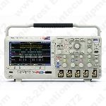 Tektronix MSO2024 - Mixed Signal Oscilloscope; Digital Phosphor, 200 MHz, 1 GS/s, 1M record length, 4+16-ch, Color Display