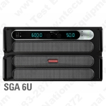 Sorensen SGA 400/63 - DC Power Supply, 400 V, 63 A, 25000 W, Programmable - Available Now: $8,995.00