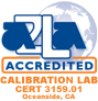 ISO 17025 Accredited Calibration Lab